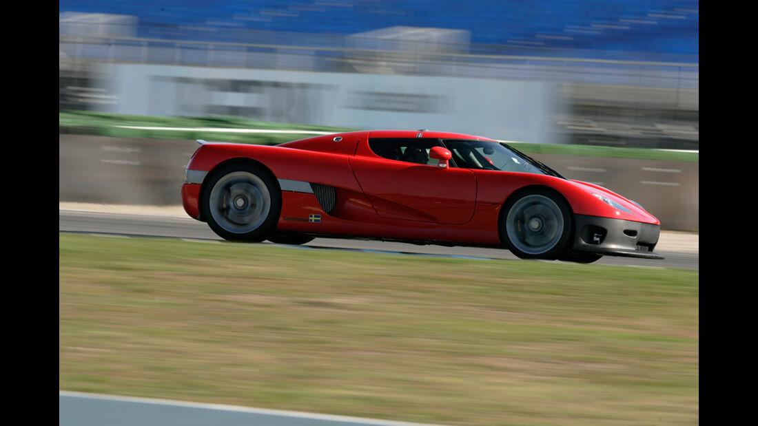 Koenigsegg CCR 08