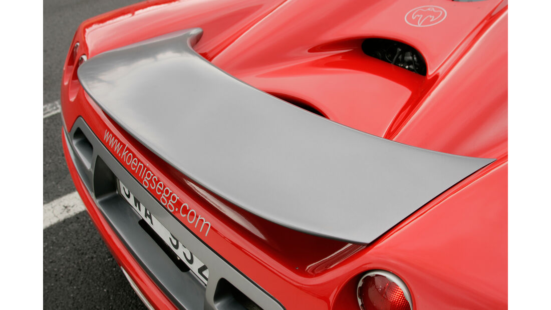 Koenigsegg CCR 14