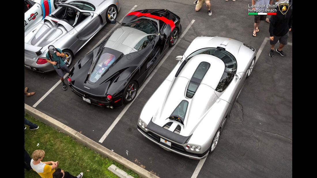 Koenigsegg CCX - 200 mph Supercarshow - Newport Beach - Juli 2016