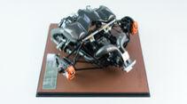 Koenigsegg Motor Modell