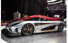 Koenigsegg One:1, Genfer Autosalon, Messe 2014