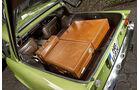 Kofferraum des Ghia 230 S Prototipo