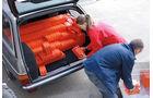 Kofferraumtest Ladevolumen