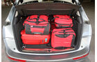 Kofferraumvolumen Test, Audi Q5, Kofferraum