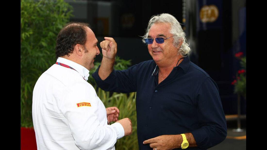 Kolles & Briatore - GP Italien - Monza - 10. September 2011