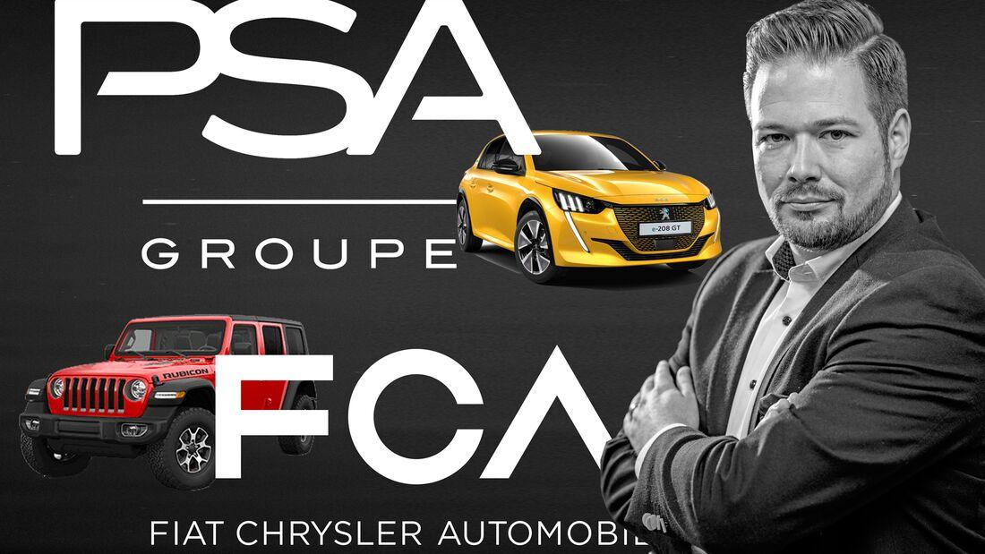 Kommentar Fusion von FCA und PSA