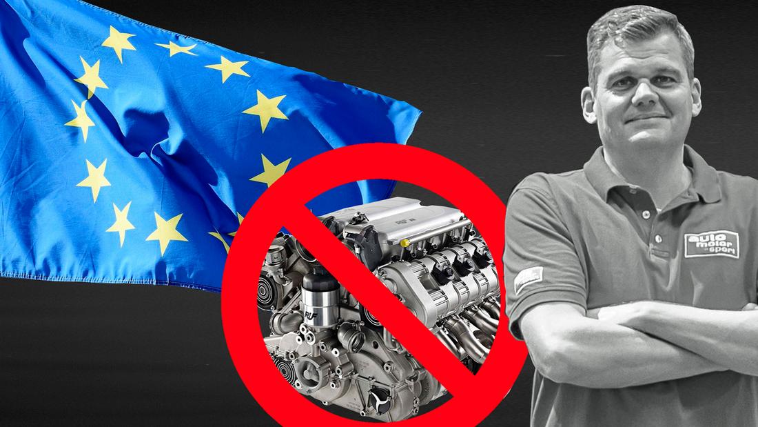 Kommentar Gerd Stegmaier EU Verbrenner-verbot