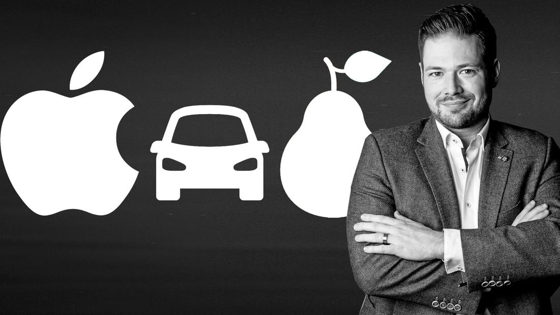 Kommentar Jochen Knecht Apple-Car
