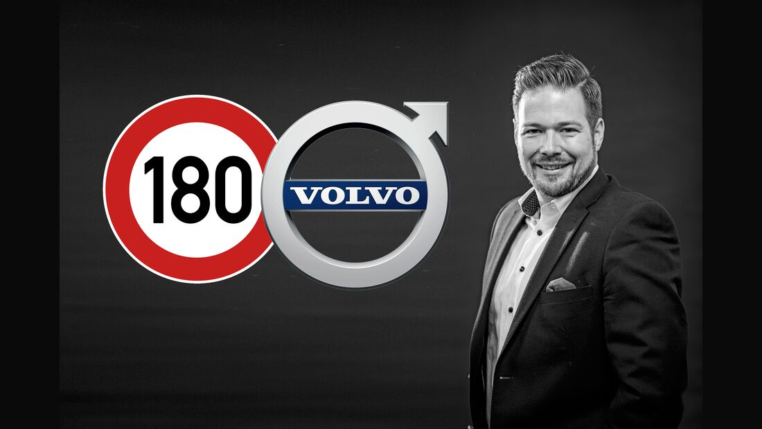 Kommentar von Jochen Knecht zur Volvo-Tempobegrenzung auf 180 km/h
