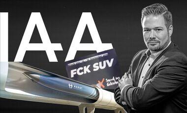 Kommentar von Jochen Knecht zur Zukunft der  IAA