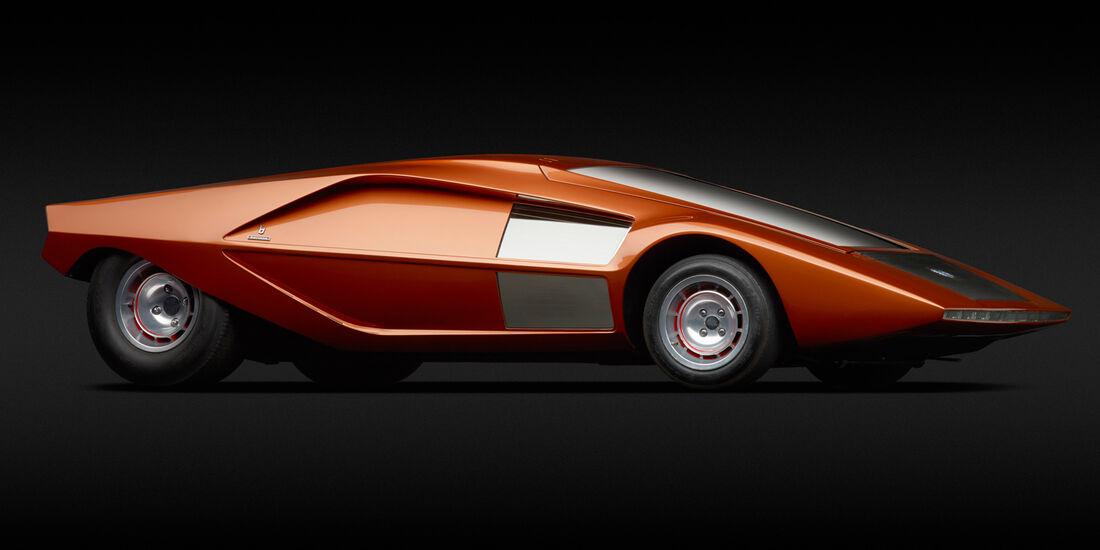 Konzeptfahrzeug, Lancia Stratos Zero