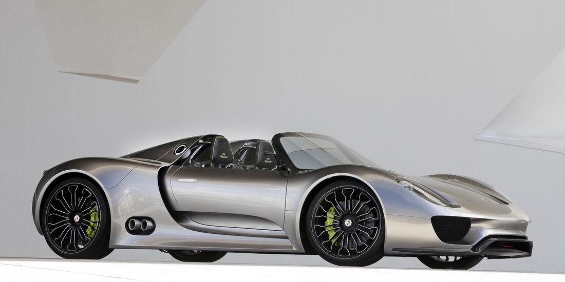 Konzeptfahrzeug, Porsche Spyder F10