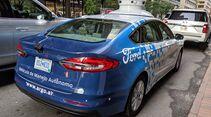 Kooperation VW und Ford (MEB, Argo, NFZ)