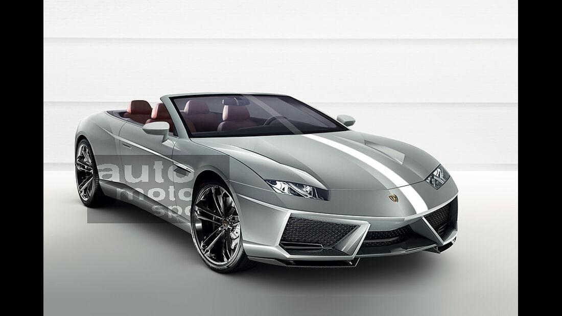 Kopie von: Lamborghini Estoque Cabrio