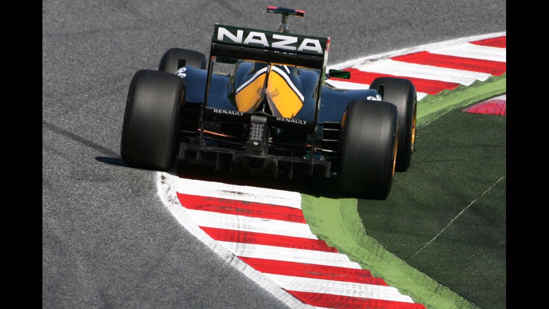 Kovalainen GP Spanien 2011