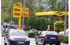 Kraftstoffpreise, Tankstelle