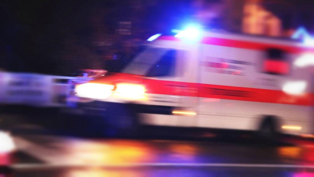 Krankenwagen Notarztwagen
