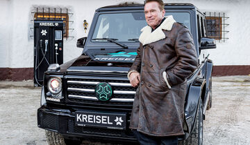 Kreisel Electric Mercedes G