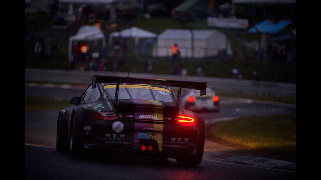 Kremer Porsche - 24h Nürburgring  - Donnerstag - 1. Qualifying - 14.5.2015