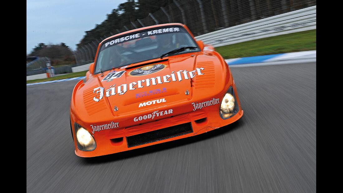 Kremer-Porsche 935 K3, Front
