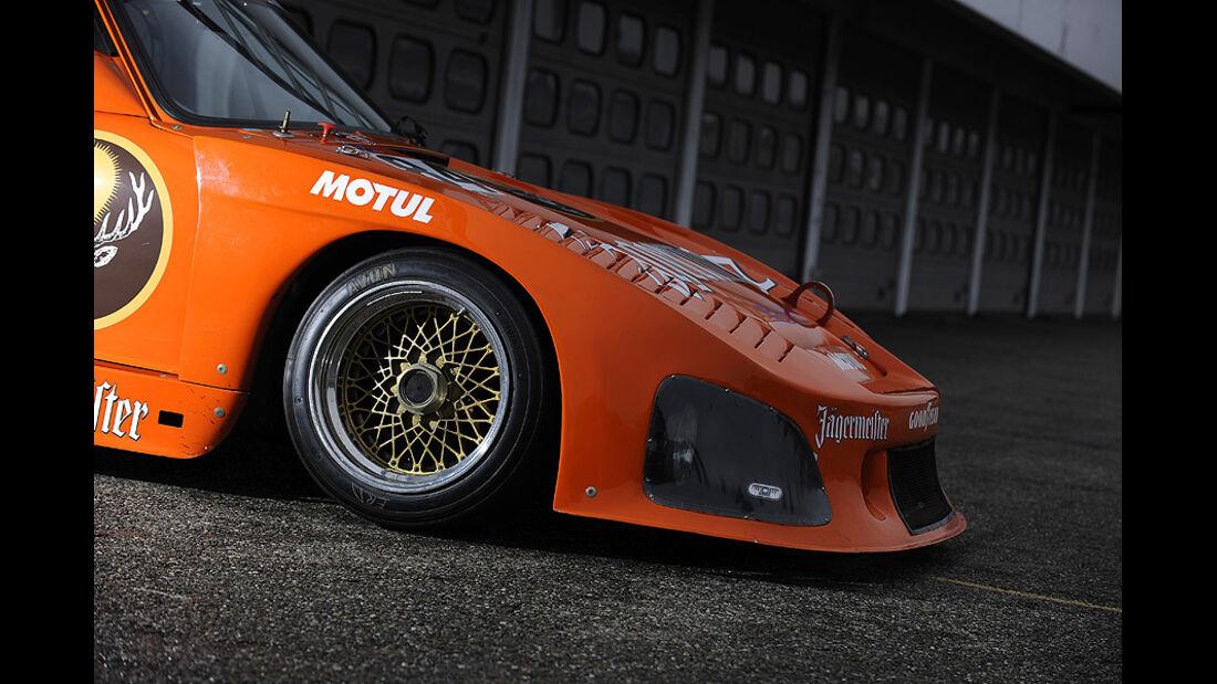 Kremer-Porsche 935 K3, Front, Rad, Detail