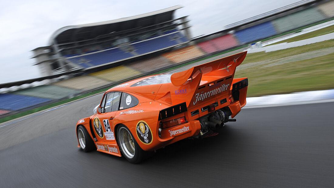 Kremer-Porsche 935 K3, Heck