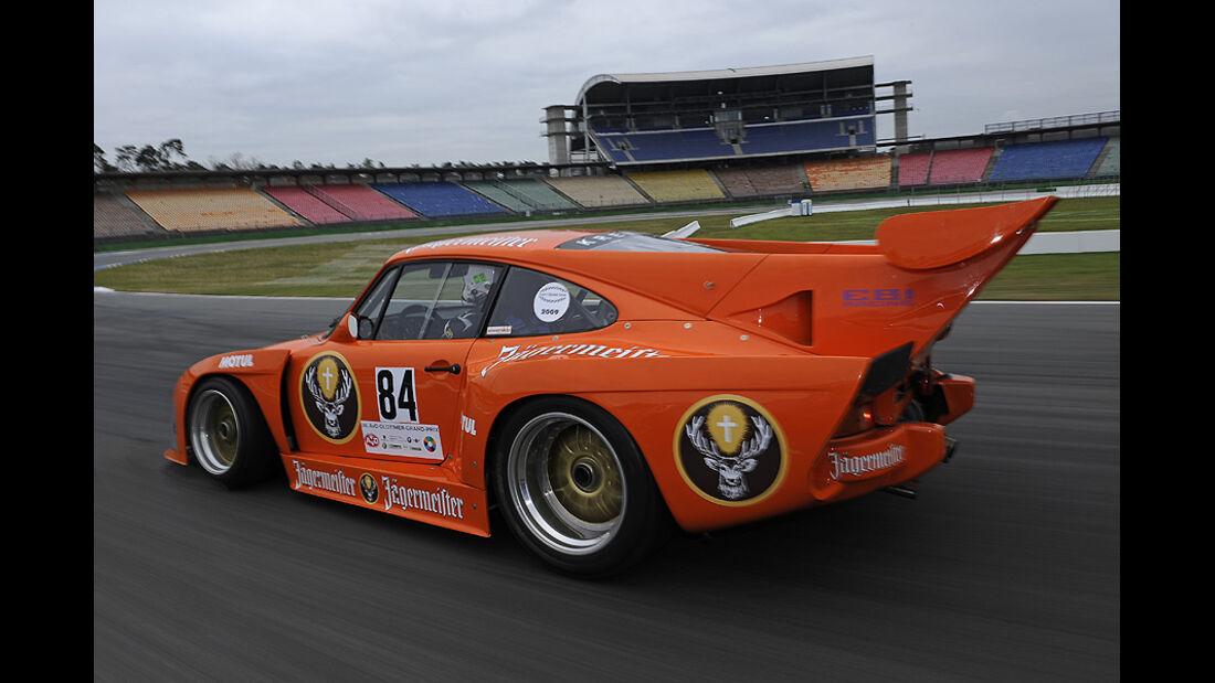 Kremer-Porsche 935 K3, Seitenansicht