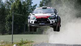 Kris Meeke - Rallye Finnland 2015