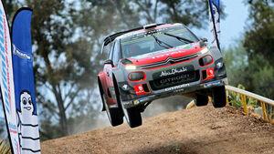 Kris Meeke - Rallye Mexiko 2017