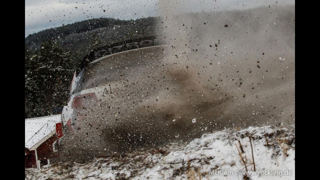 Kris Meeke - Rallye Schweden 2016