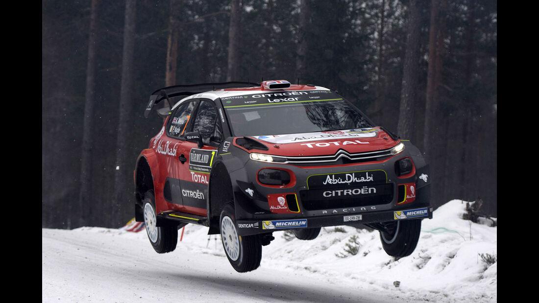 Kris Meeke - Rallye Schweden 2017