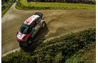 Kris Meeke - WRC - Rallye Finnland 2016