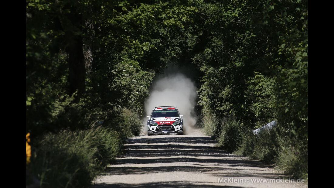 Kris Meeke - WRC Rallye Polen 2015