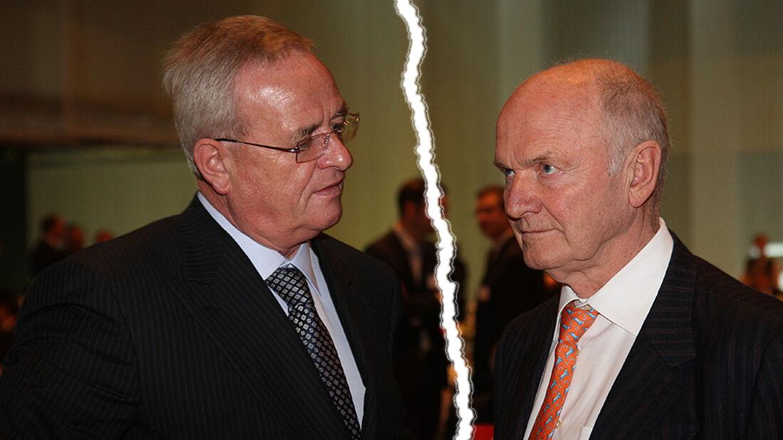 Krise bei Volkswagen: Piëch geht auf Distanz zu Winterkorn