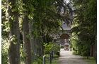 Kronprinz Wilhelm Rasanz, Schloss Krickenbeck, Impressionen