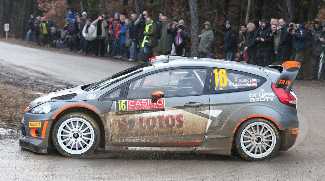 Kubica - A-Style Rallye Team - 2015