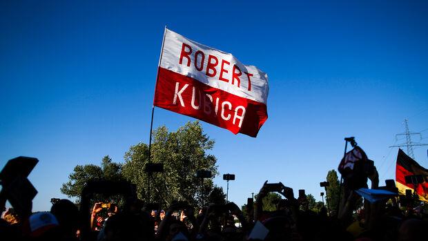 Kubica-Fans - GP Ungarn 2019