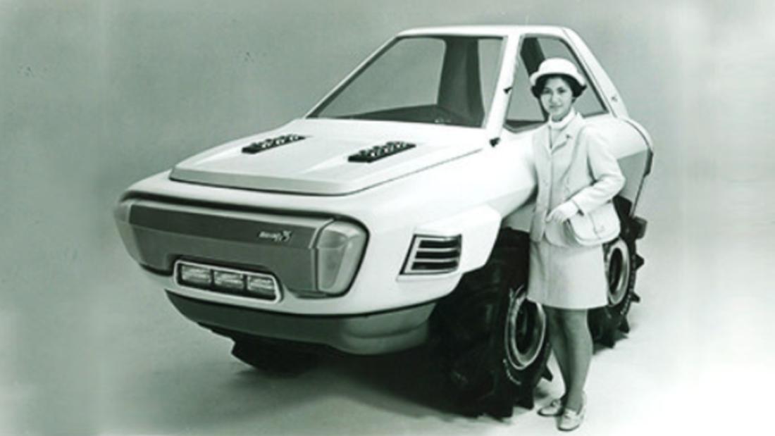 Kubota Konzept 1970