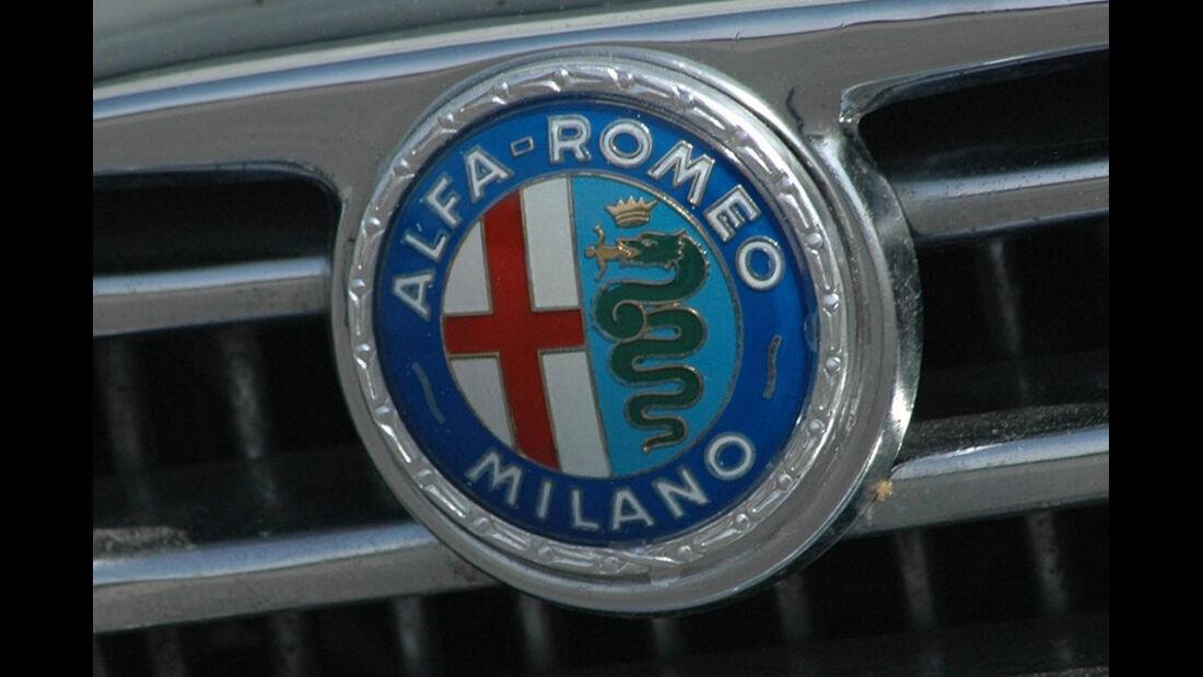 Kühlerfigur Alfa-Romeo