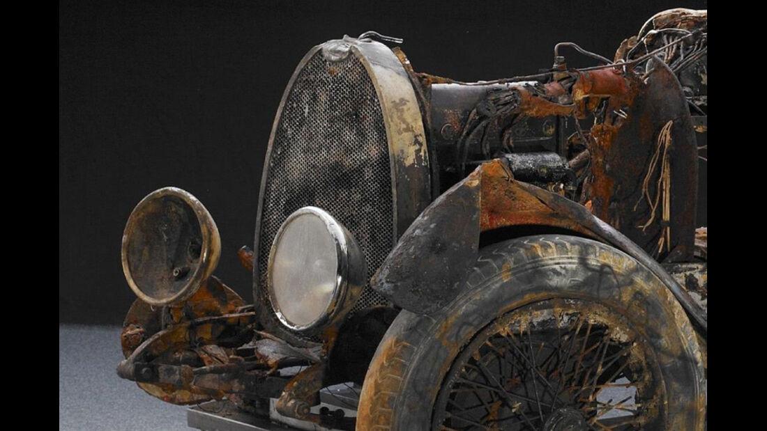 Kühlerfigur Bugatti
