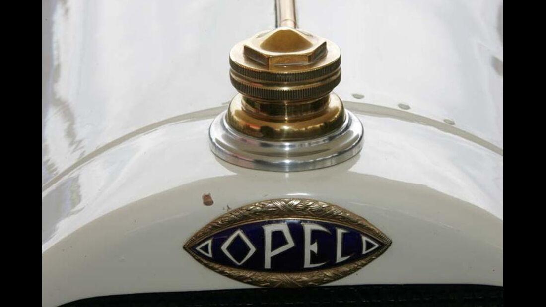 Kühlerfigur Opel