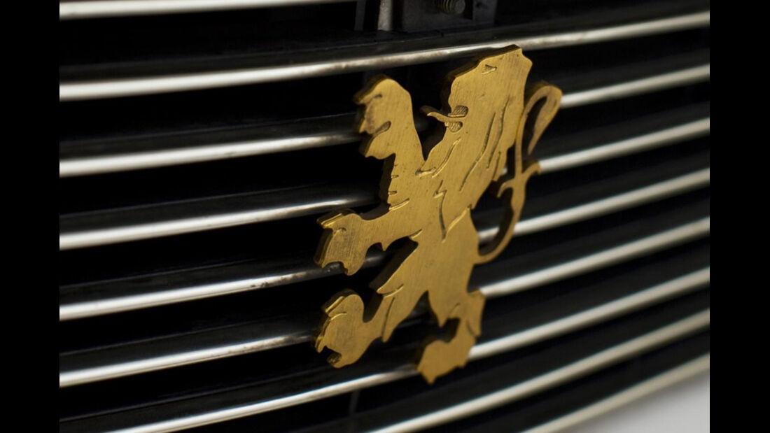 Kühlerfigur Peugeot