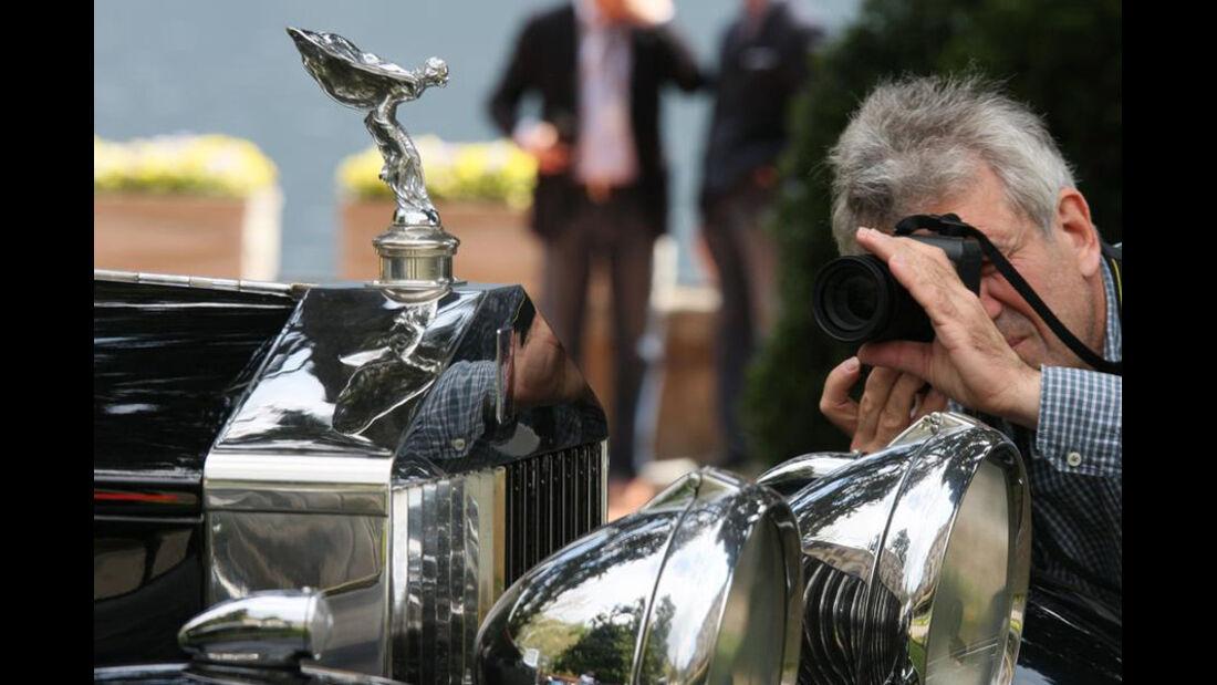 Kühlerfigur Rolls-Royce