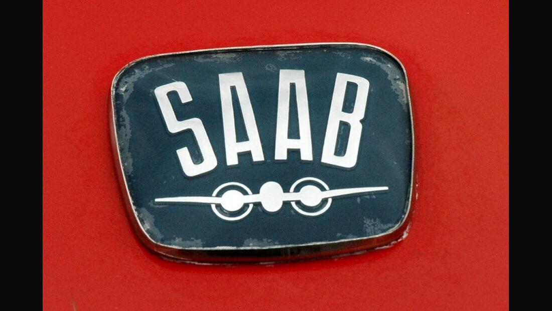 Kühlerfigur Saab
