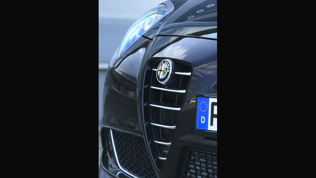 Kühlergrill, Alfa Romeo Mito Quadrifoglio Verde
