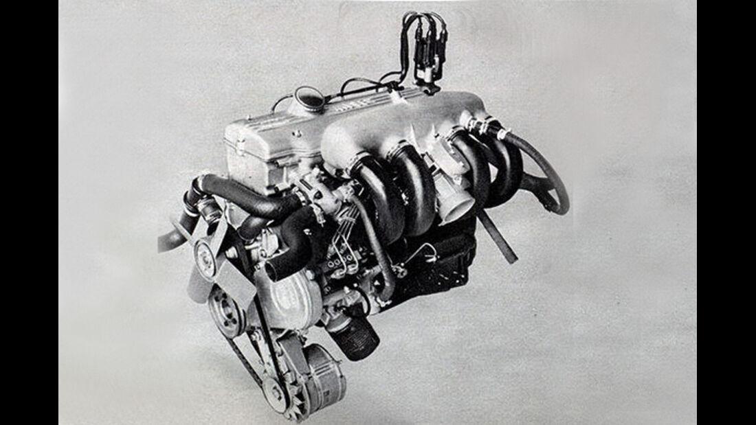 Kugelfischer-Benzineinspritzung, IAA 1969