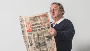 Kurt Ahrens - Jim Clark - Bild-Zeitung - 2018