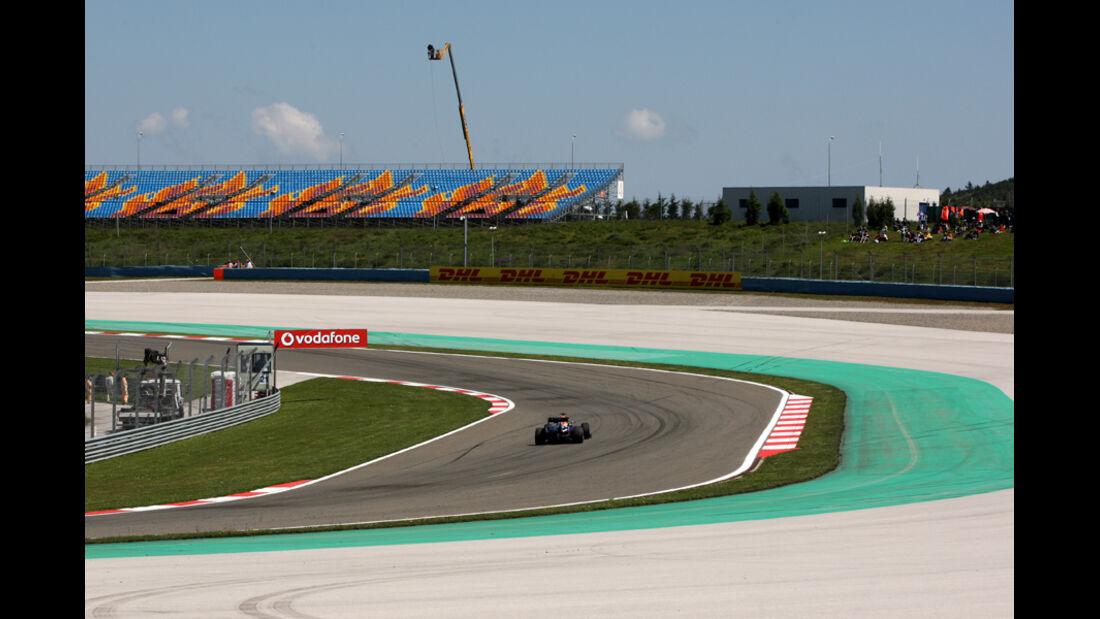 Kurve 8 Grand GP Türkei 2011