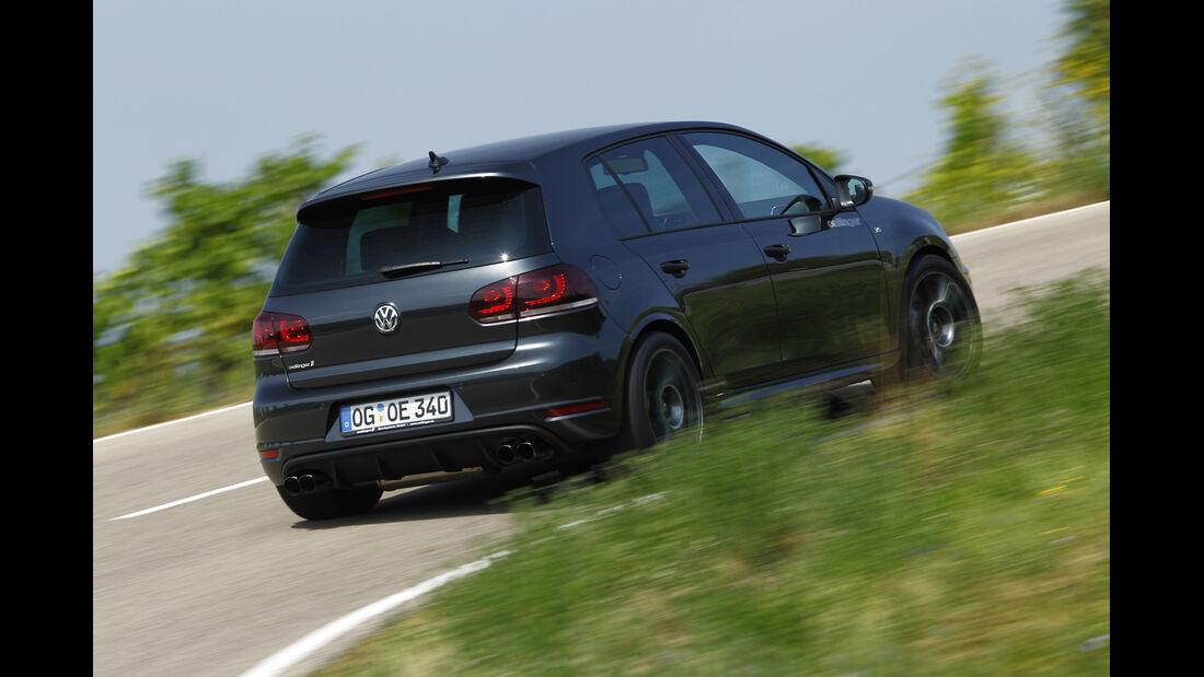 Kurztest: Oettinger-VW Golf GTI Edition 35, Seite hinten, SPA 10/2012