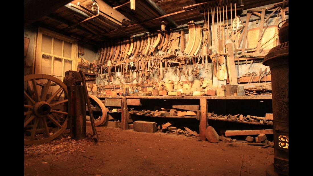 Kutschen- Werkstatt